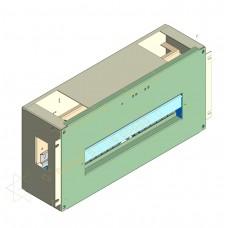 Щит рядовой защиты (ЩРЗ-5) до 12 автоматов, 2 ввода, дист. сигнализация