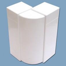 Efapel 10086ABR Угол внешний изменяемый, 110х34мм