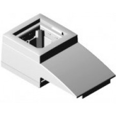 Efapel 10963ABR Адаптер под модули Mosaic 45х45 мм для миниканала 20х12.5