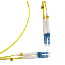 Шнур оптический (патч корд) duplex LC-LC 9/125 sm 2м