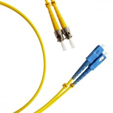 Шнур оптический (патч корд) duplex SC-ST 9/125 sm 3м
