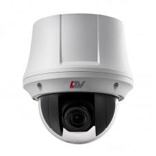 Поворотная HD-TVI видеокамера LTV CTM-110 22