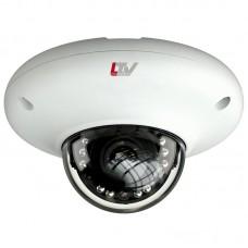 Уличная купольная IP видеокамера LTV CNE-845 42