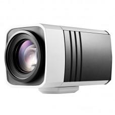 Корпусная c трансфокатором IP видеокамера LTV CNM-420 24