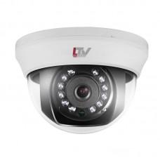 Внутренняя купольная мультигибридная видеокамера LTV CXM-720 42