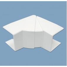 Efapel 13022CBR Угол внутренний изменяемый, 40х40мм