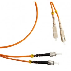 Шнур оптический duplex SC-ST 50/125 mm 1м