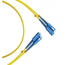 Шнур оптический (патч корд) duplex SC-SC 9/125 sm 1,5м