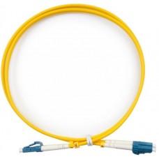 Шнур оптический (патч-корд) duplex LC/UPC-LC/UPC 9/125 1м, DPC-9-LC/U-LC/U-3.0-1