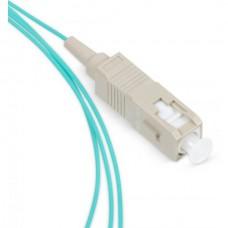 Шнур оптический (пигтейл)  SC/UPC 50/125 2*1,5м, PGT-SC/U-50-2*1.5