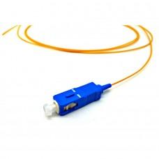 Шнур оптический (пигтейл)  SC/UPC 9/125 1,5м, PGT-SC/U-9-1.5