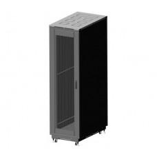 """Шкаф телекоммуникационный 19"""" 33U 600x1000, дверь перфорированная, серый (RAL 7035), RM01-0610.33.03-GY"""