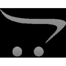 Труба гибкая гофрированная 40 мм из самозатухающего ПВХ-пластиката, лёгкая со стальной протяжкой, цвет серый (RAL 7035), от -5C до +60С